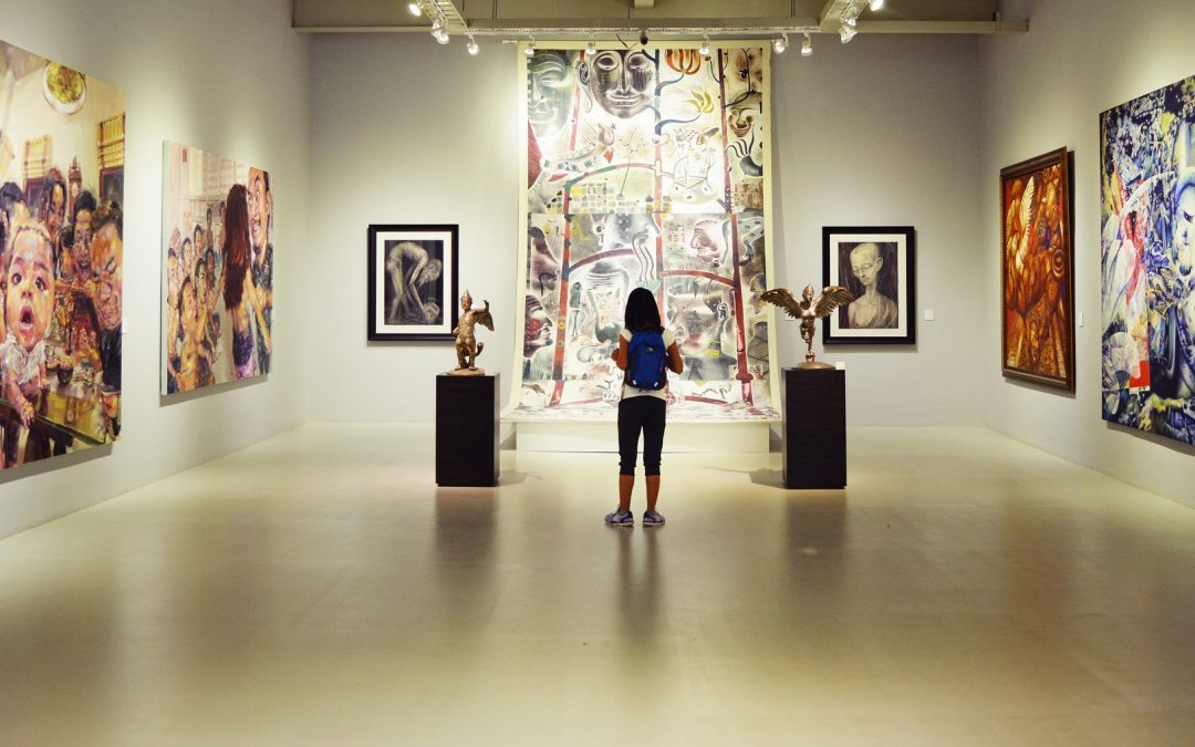 Gebruik een oersaaie tentoonstelling in jouw voordeel