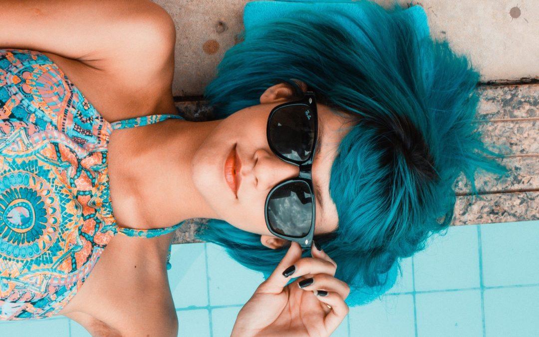 De invloed van blauw; een gewone én bijzondere kleur