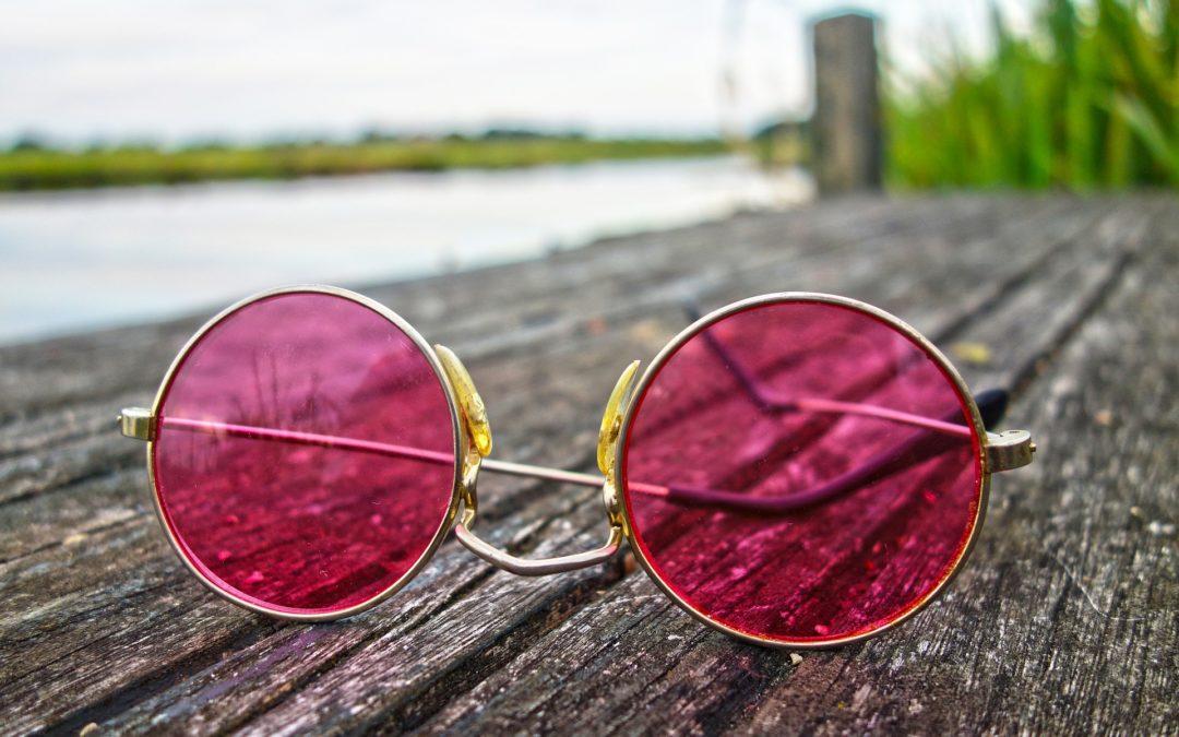 Kijken door een kunstbril – door welke bril kijk jij?