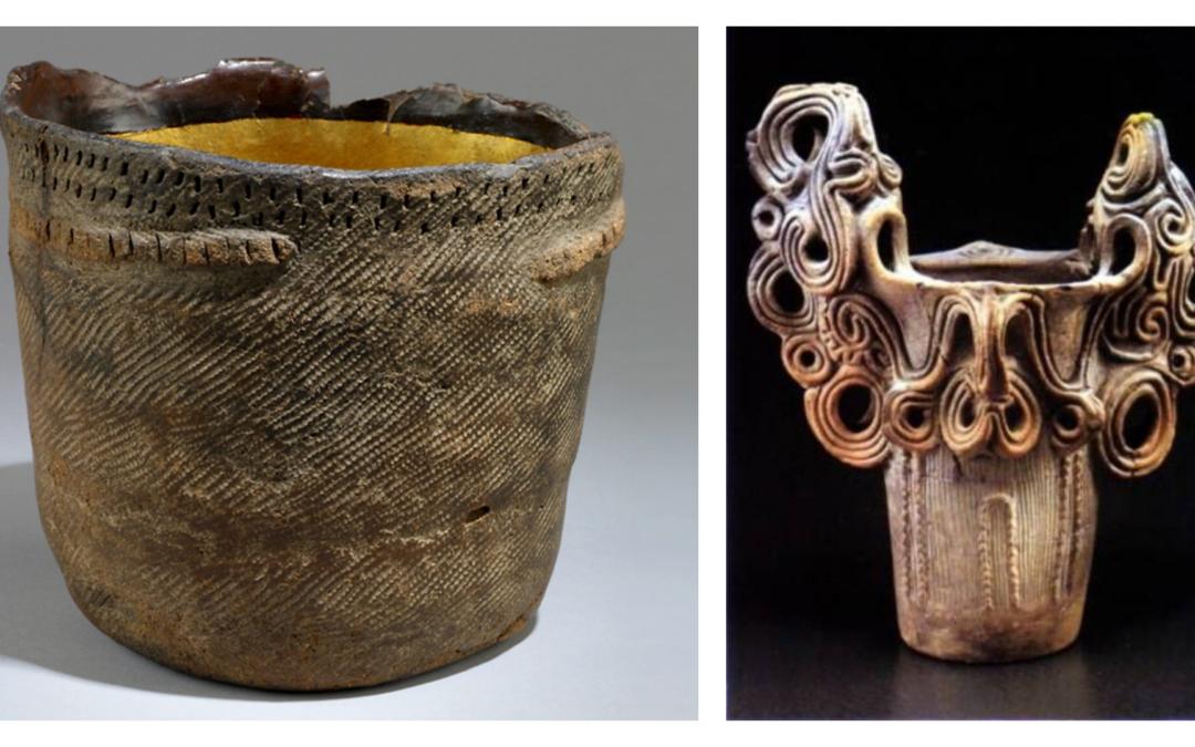 Een rieten mand van keramiek – over imitatie bij elke vernieuwing