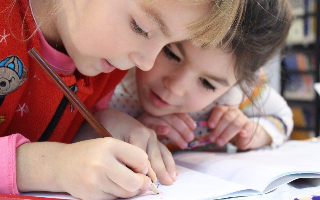 Waarom pubers stoppen met tekenen…